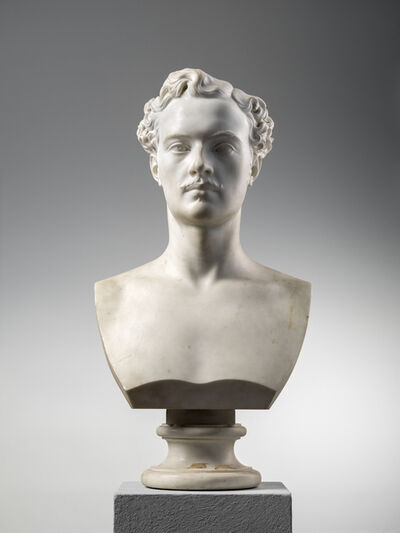 Luigi Maioli, 'BUST OF A MAN '