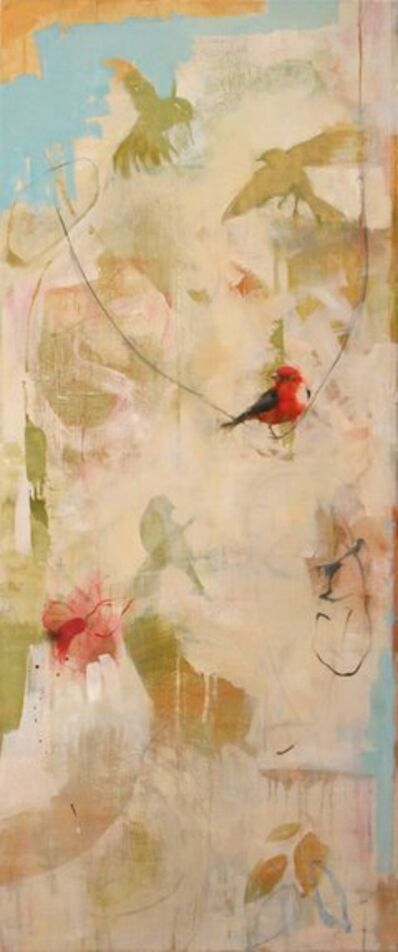 Diana Tremaine, 'Threading Spring', 2018