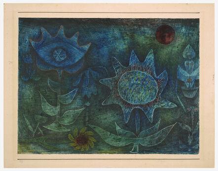 Paul Klee, 'Blüten in der Nacht (Blossoms in the Night)', 1930