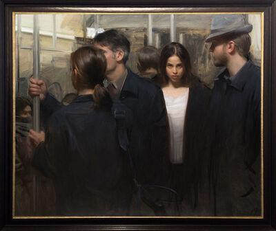 Nick Alm, 'Metro', 2017