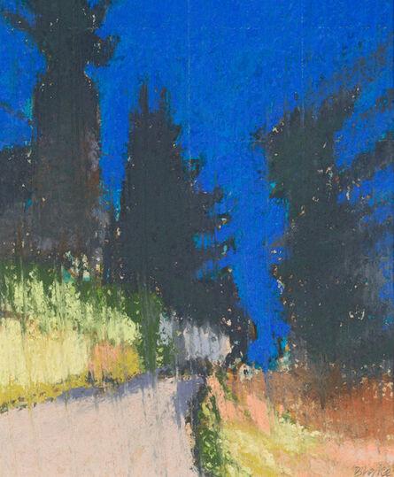 Pippa Blake, 'Mallorca Blue I', 2017