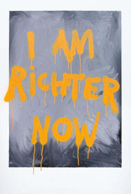 Filip Markiewicz, 'I am Richter Now', 2017