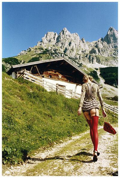 Ellen von Unwerth, 'Heidi', 2003
