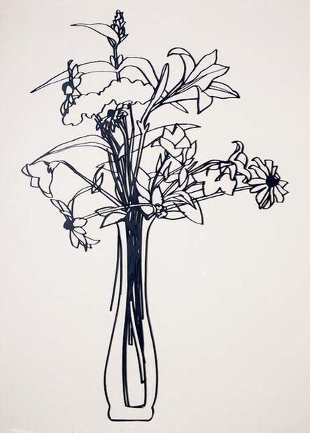 Tom Wesselmann, 'Wildflower Bouquet', 1987