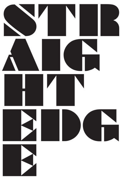 New Humans, 'Straight Edge', 2010