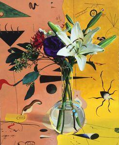 Ben Schonzeit, 'Grappa Flask Miro', 2001