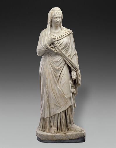 'Portrait of Faustina the Elder', 140 -160