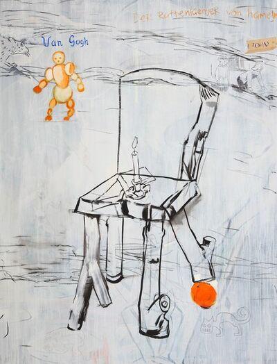 Sheng Tianhong, 'van Gogh', 2016
