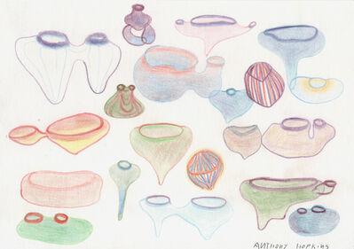 Anthony Hopkins, 'Rainforest Lights 4 (#147)', 1999