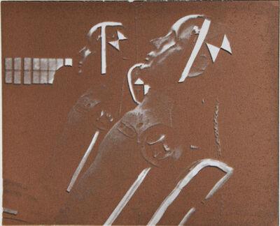 Eduardo Paolozzi, 'Studies in Human Salvage from General Dynamic F.U.N. Portfolio', 1970