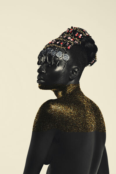 ASIKO, 'Gold is forever her colour', 2020