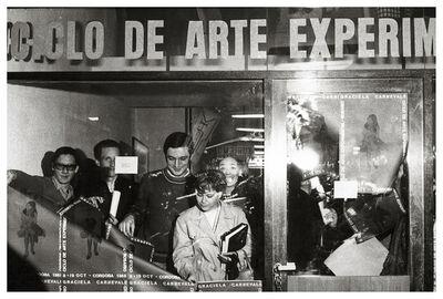Graciela Carnevale, 'El encierro (Confinement) #9', 1968