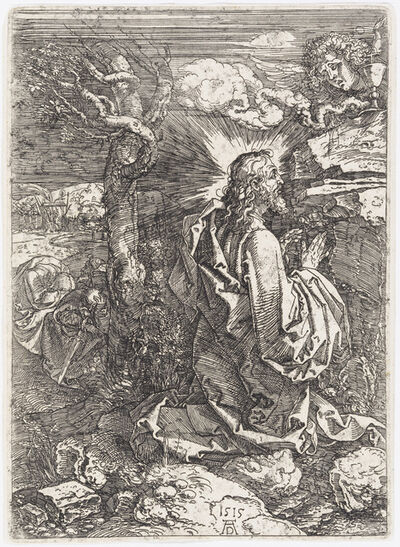 Albrecht Dürer, 'The Agony in the Garden', 1515