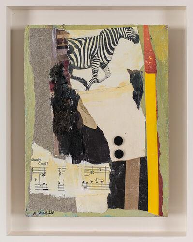 Maureen Chatfield, 'Zebra', 2015
