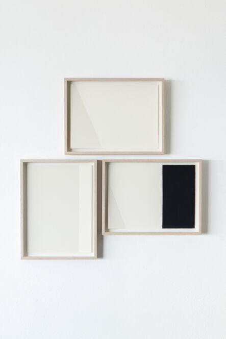 Dario Escobar, 'White and black compositions no. 01', 2016