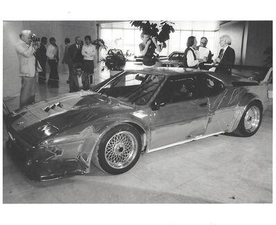 Andy Warhol, 'BMW M1', 1972 -1986