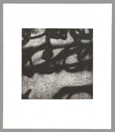 Aaron Siskind, 'Homage to Franz Kline (Rome 67 - 1973)', 1989