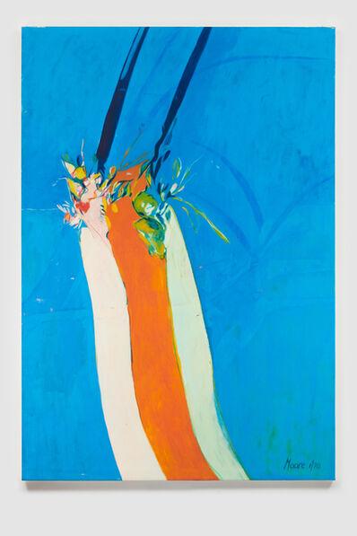 James Moore, 'Untitled I (Blue Orange)', 1978