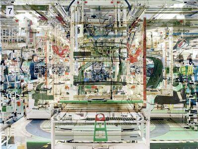 Stéphane Couturier, 'Usine Toyota n° 1', 2005