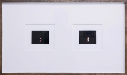 Le'Andra LeSeur, 'Light Brushed Against Her Face... Fleeting....She Exists (Diptych)', 2019