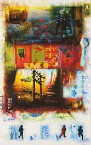 Jean-Michel Laberge, 'Les pauvres montent au ciel', 2014