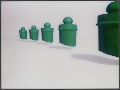 Ayse Erkmen, 'Mines', 2000