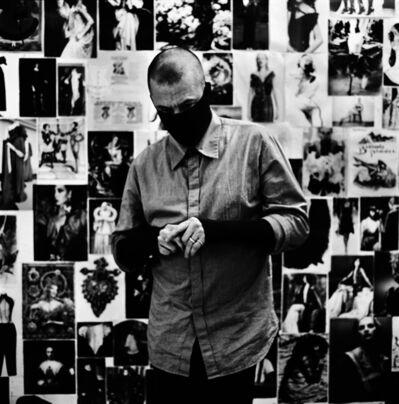 Anton Corbijn, 'Alexander McQueen', 2007