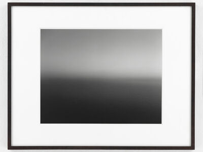 Hiroshi Sugimoto, 'Mediterranean Sea, La Ciotat', 1989