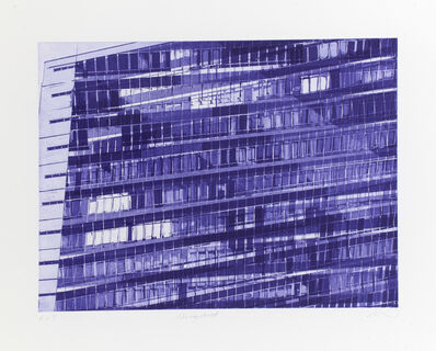 Mary Wafer, 'Misregistered', 2015