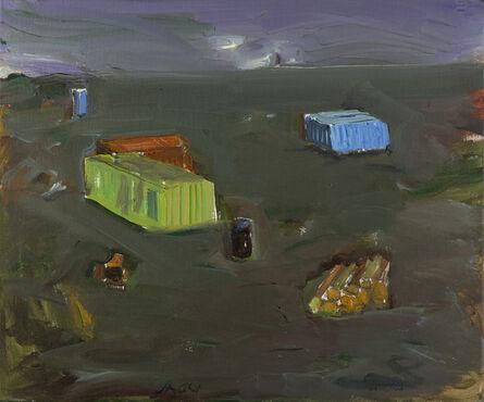 Gustas Jagminas, 'Stasys Barren. Near Vakai Lake.', 2019