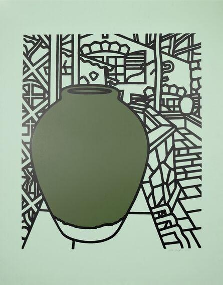 Patrick Caulfield, 'Patrick Caulfield, Jar (Green), screenprint, 1974', 1974