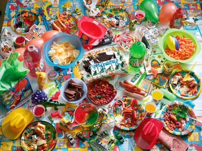 Chuck Ramirez, 'Seven Days: Birthday Party', 2003-2020