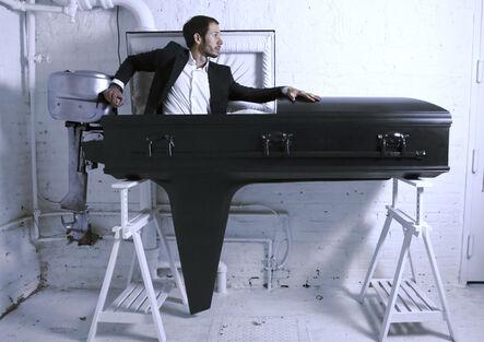 Sebastian Errazuriz, 'Boat Coffin', 2009