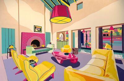 Michael Callas, 'Living Room II', 2021