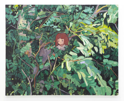 Makiko Kudo, 'Been here all the time?', 2013