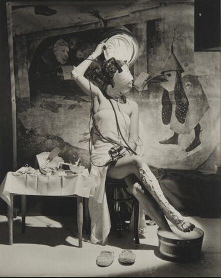Horst P. Horst, 'Electric Beauty, Paris ', 1939