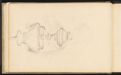 Paul Cézanne, 'Kerosene Lamp', 1878/1881