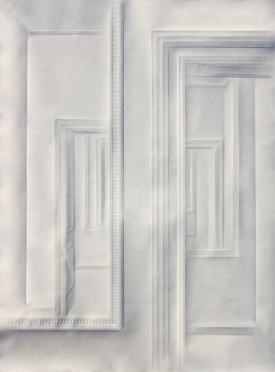 Simon Schubert, 'Untitled (Intricated 22)', 2018