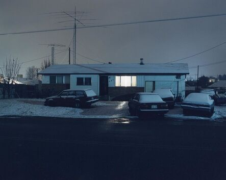 Todd Hido, 'Selections From A Survey - Khrystyna's World     ', 2014
