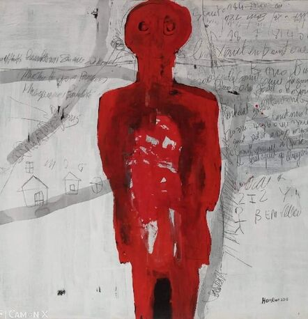 HAKO HANKSON, 'TOTEMS', 2015