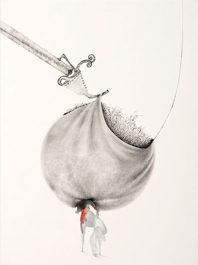 Aras Seddigh, 'Untitled', 2015