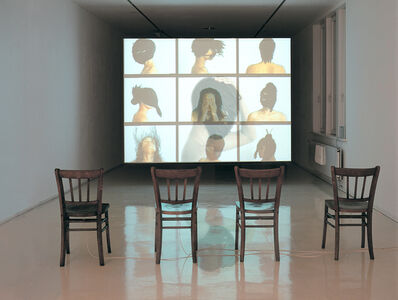 Mwangi Hutter, 'Neger Don't Call Me (installation view)', 2000