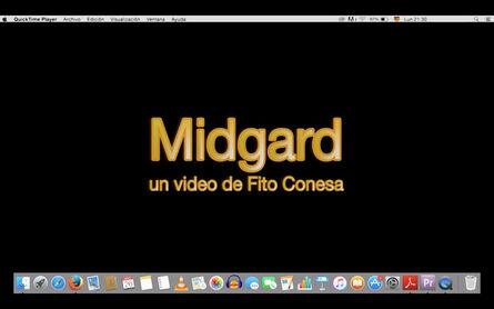 Fito Conesa, 'MIDGARD', 2016
