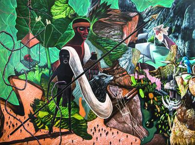 Rodel Tapaya, 'Alamat ni Lam-ang', 2012