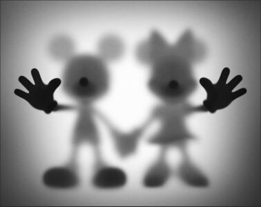 Sebastian Burdon, 'Gone Mickey and Minnie', 2019