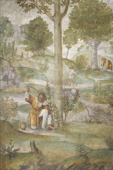 Bernardino Luini, 'Cephalus Hiding the Jewels', ca. 1520/1522