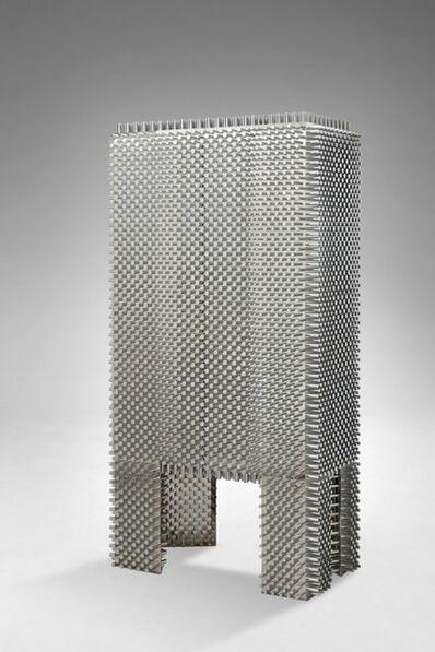 Mattia Bonetti, 'Cabinet 'Fakir'', 2004