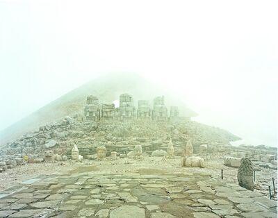 Alfred Seiland, 'Mount Nemrut, Turkey, from the series 'Imperium Romanum'', 2011