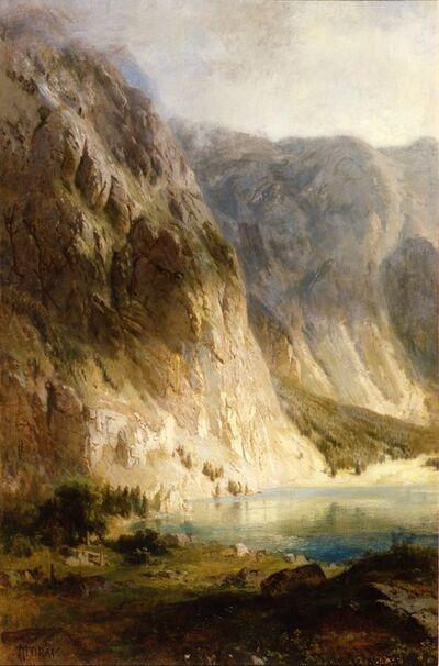 Thomas Moran, 'Scene on the Snake River', ca. 1879