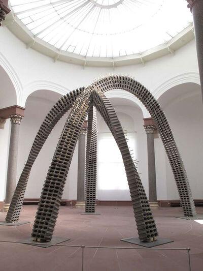 Vincent Ganivet, 'Lumière noire', 2011